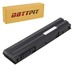Battpit Batterie d'ordinateur Portable de Remplacement pour Dell Latitude E6420 XFR (4400mah )