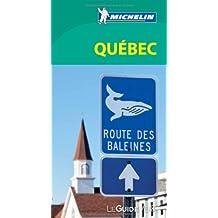 Le Guide Vert Québec Michelin