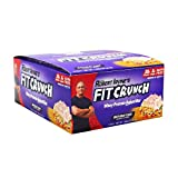 Fit Crunch Bar 12x88g Birthday Cake