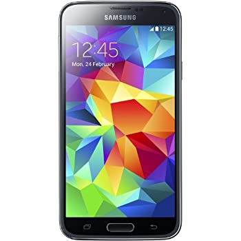 samsung galaxy s5 smartphone 5 1 zoll schwarz. Black Bedroom Furniture Sets. Home Design Ideas