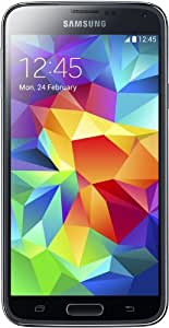 Samsung Galaxy S5 Smartphone (5,1 Zoll (12,9 cm) Touch-Display, 16 GB Speicher, Android 5) charcoal-black