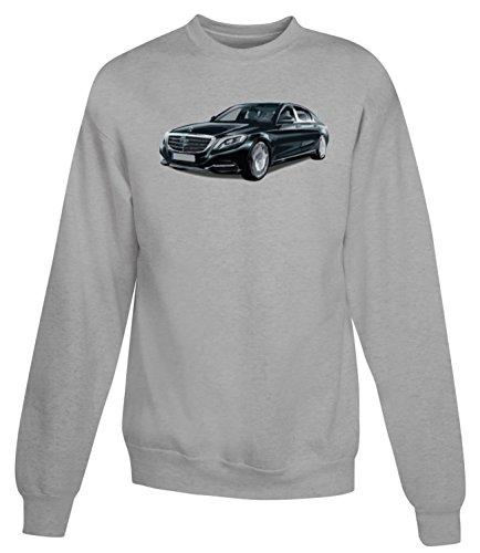 billion-group-black-limousine-germany-power-fast-car-club-womens-unisex-sweatshirt-gris-medium