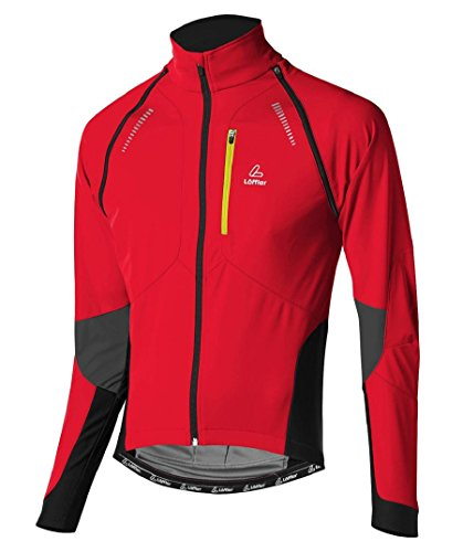 He. Bike Zip-Off Jacke 'San Remo' Windstopper Softshell Lig