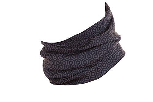 Hilltop Schlauchtuch, Motorrad Halstuch, Multifunktionstuch, Schal, Bandana, Farbe/Design:Design 307-7 -