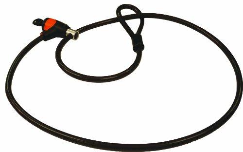 Malone Auto Racks kopierbaren Kabel Lock, Unisex, einfarbig -