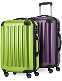 HAUPTSTADTKOFFER Bagages Cabine, 55 cm, 84 L, Multicolore