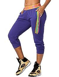 Zumba Fitness–Women's Zumba Party Tassle Harem Dance Pants Female Trousers, Womens, Zumba Party Tassle Harem Dance Pants