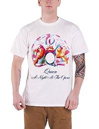 Queen - Camiseta - Manga corta - Hombre