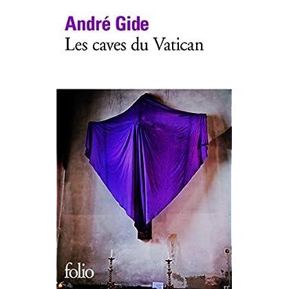 Les Caves du Vatican: Sotie (Folio t. 34)