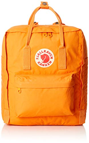 Fjällräven Unisex Notebooktasche Kanken, Burnt Orange, 13 x 27 x 38 cm, 16 Liter, 23510