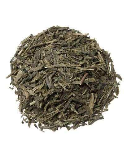 Aromas de Té - Té Verde Sencha Ecológico/Té Verde Adelgazante con Propiedades Diuréticas y Estimulantes de Cultivo Ecológico