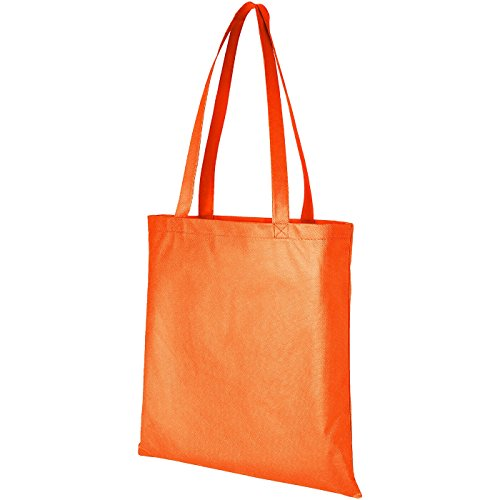Shopper convention - giallo arancio