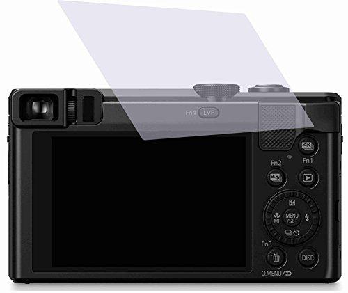 2x ANTIREFLEX matt Schutzfolie für Panasonic Lumix DMC-TZ81 Premium Displayschutzfolie Bildschirmschutzfolie Schutzhülle Displayschutz Displayfolie Folie