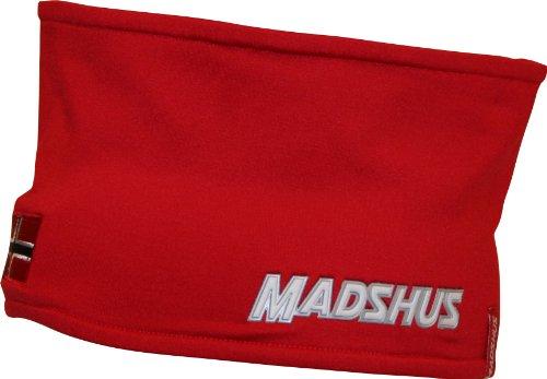 Madshus Stirnband Lycra Headband rot, One Size