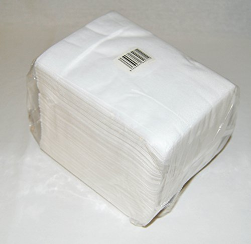 Einweg-Handtücher Maniküre spun-lace, 30x 40cm, 100Stück (Maniküre Handtücher)