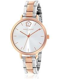 Naf Naf Reloj de cuarzo Woman N10944-304 38.0 mm