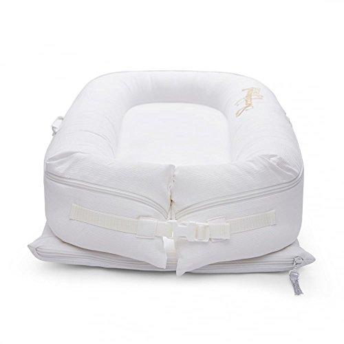 Sleepyhead Deluxe Plus Baby Pod Pristine White