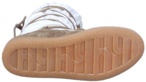 Högl shoe fashion GmbH 2-102522-69020, Bottes femme Beige-TR-F5-127