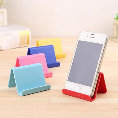 Xshuai Heißer Verkaufs-haltbarer Handy-Halter-Süßigkeit-mini beweglicher fester 6 * 4.5cm Halter-Haus-Versorgungsmaterialien (zufällig)