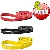 Superband Kombi 1-3 Band Expander Widerstandsband Klimmzugband