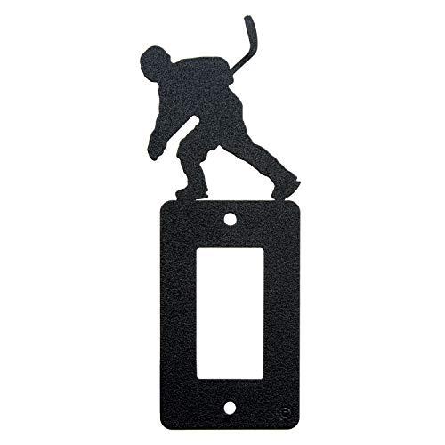 Hockey Single Rocker (GFI) Switch Plate Abdeckung -