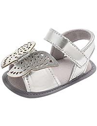 LUCKYCAT Sandales d été Bébé, Chaussures de Bébé Filles Garçon Chaussures  ... eebd75711bff