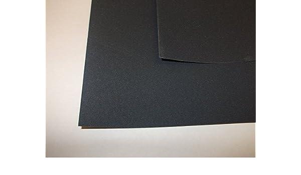 6/x grana 2000/molto liscia Wet /& Dry carta vetrata fogli A4/Dimensioni 280/mm x 230/mm