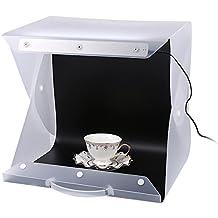 Polaroid - Caja de luz LED Plegable y Portatil