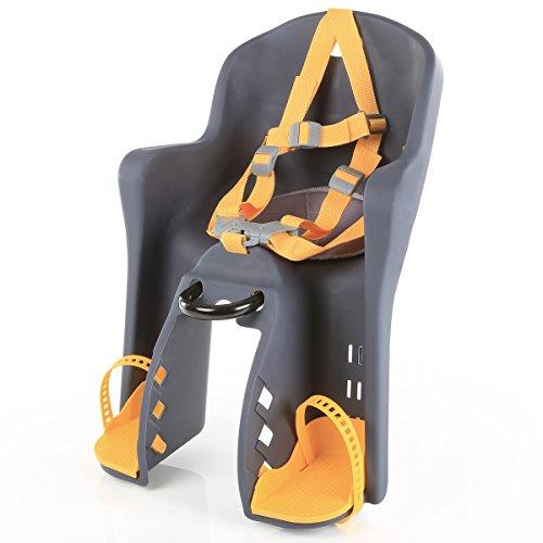 Torrex Fahrrad Kindersitz Kinderfahrradsitz Sicherheitssitz Montage Vorne oder Hinten (Für Hinten)
