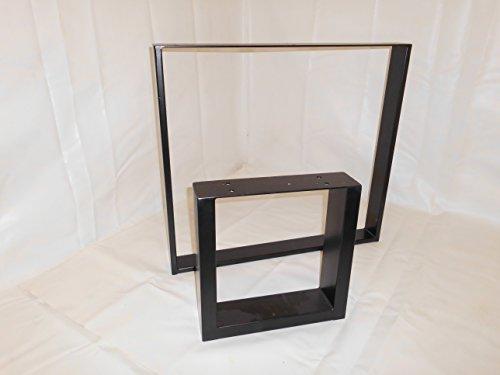 Tischgestell Kufe Tischfuß Kufengestell Tischkufe Tischuntergestell (40x41)