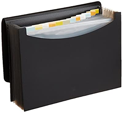 Expanding File Folder, Letter Size by AmazonBasics