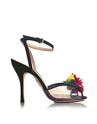 charlotte-olympia-femme-s175211013-noir-soie-sandales