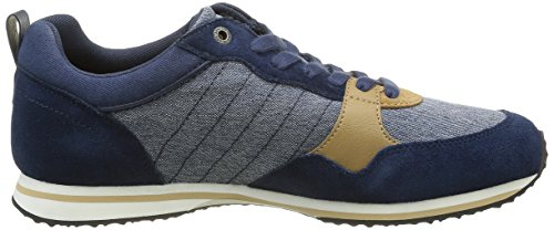 Le Coq Sportif Herren Bolivar Cft 2tones Sneakers Blau (Dress BlueDress Blue)