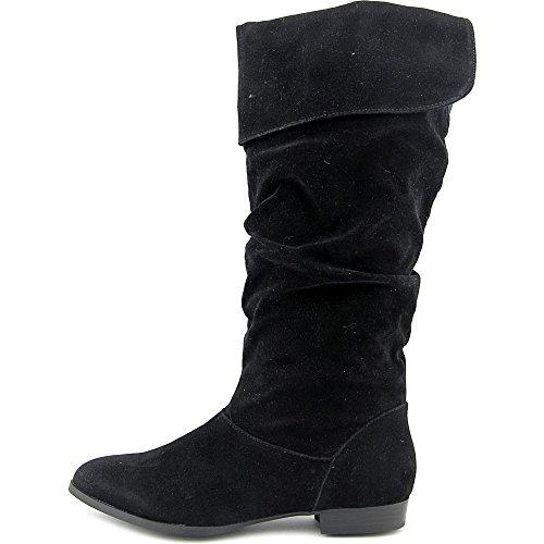 Style & Co Tiriza Wide Calf Simili daim Botte Black