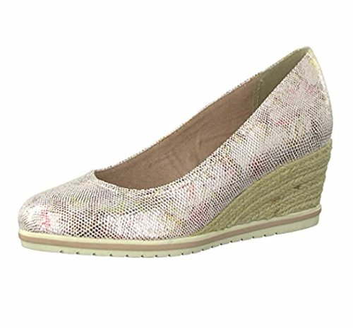 Tamaris Keil-Pumps 1-22449-20 Damen Schuhe Wedges, Schuhgröße:37;Farbe:Rosa