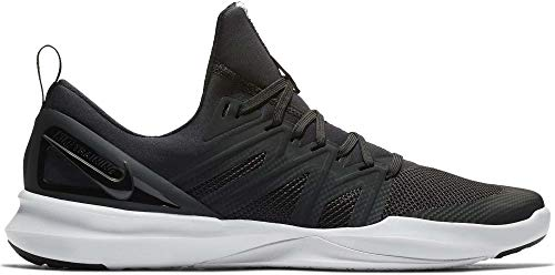 NIKE Men's Victory Elite Trainer Black/White Training Shoes (AO4402-001)