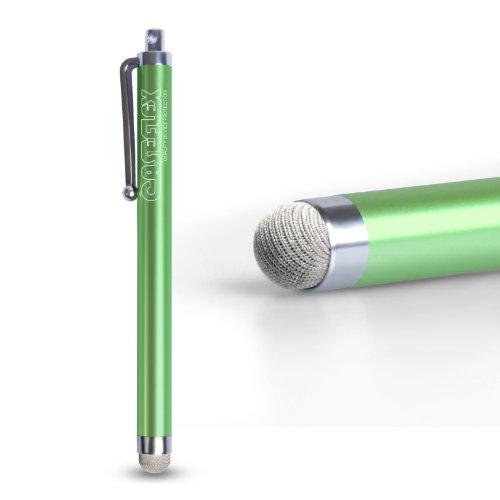 Caseflex iPad Air 2 Griffel Stift Mit Mikrofaser Spitze - Grün Pogo Ipad Stylus