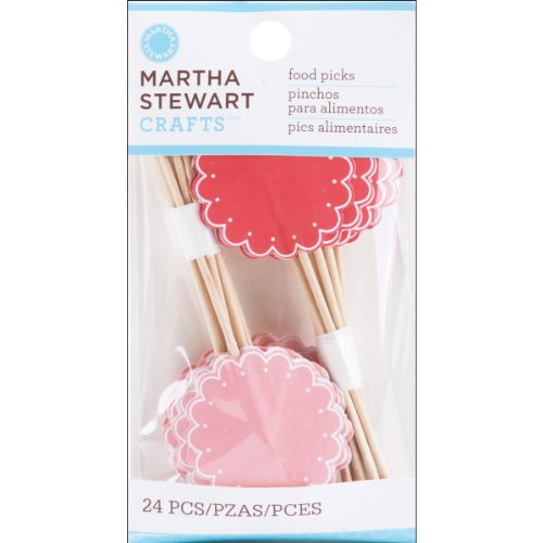 Martha Stewart Vintage Girl (Wilton Marken Inc Martha Stewart Vintage Girl Food Picks)
