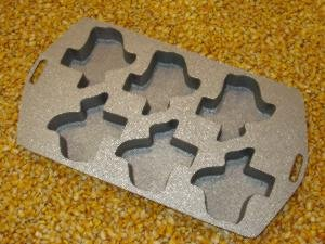 Texas Shaped Muffin Pan by TMC (Texas Muffin)
