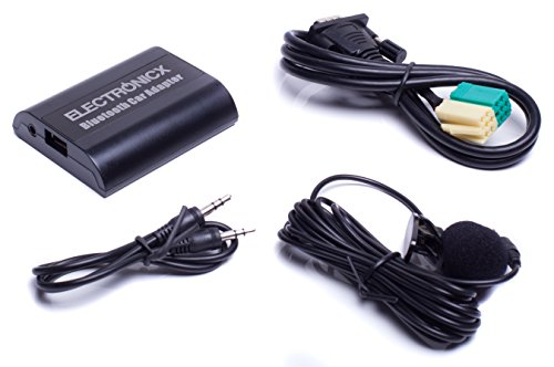 Adaptador de radio para coche auto carro manos libres bluetooth controlador de...