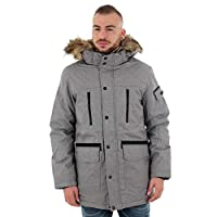 Jack and Jones JCOGLOBE PARKA Erkek Mont Ve Kaban