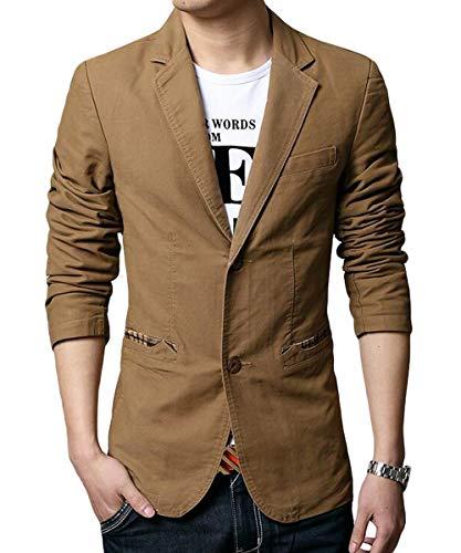 Zoom IMG-3 allthemen giacche da uomo casual