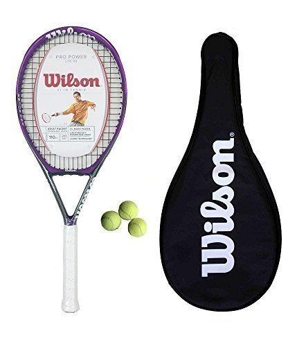 wilson-pro-power-lite-110-tennis-racket-headcover-3-tennis-balls-rrp-140