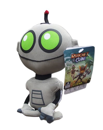 """Preisvergleich Produktbild Ratchet & Clank 7"""" Clank Plush"""