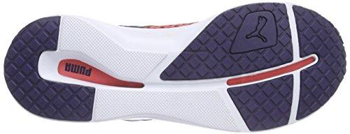 Puma Pulse Xt Geo Wn's, Chaussures de Fitness Femme Rouge (cayenne-cayenne 13)