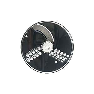 KENWOOD - DISQUE RAPEUR EMINCEUR MOYEN CARROTTES PDT FROMAGE pour mixeurs / blender / presseagrumes KENWOOD