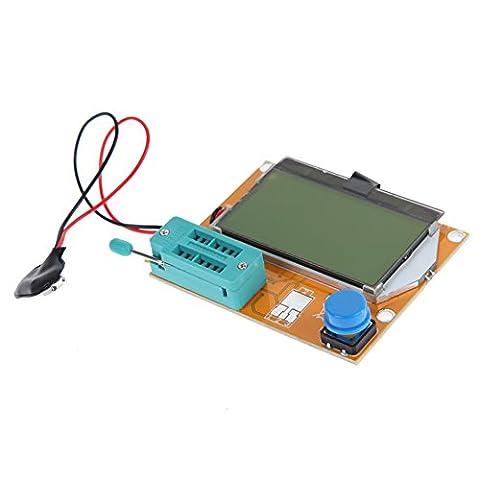 LCR-T4 ESR Resistor Capacitor Diode SCR Inductance Transistor Tester