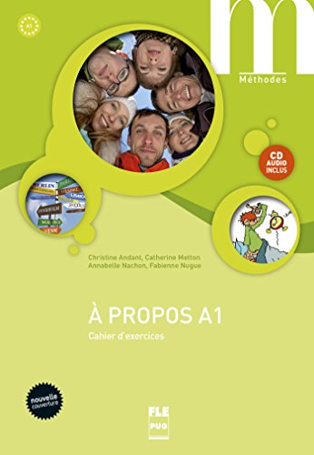 A propos A1 : Cahiers d'exercices (1CD audio)