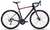 Giant Defy Advanced 1-HRD ML - Frenos de Disco hidráulicos para Bicicleta de Carrera de Carbono Shimano Ultegra R8000