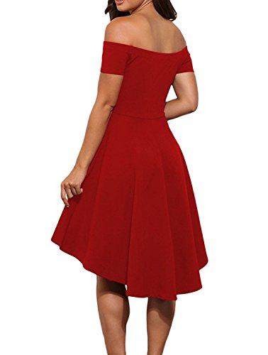 Cfanny - Robe - Femme Hot Red